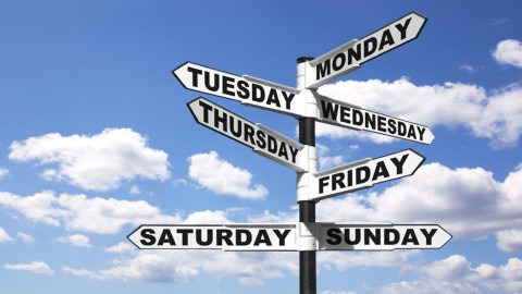 The Day of the Week Factor