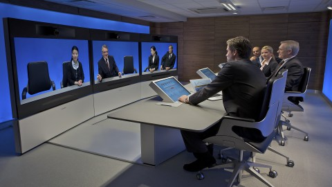 The Effect Of Video Conferencing On Business Travel