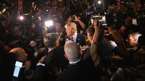 Trump has Received Almost $2 billion worth of Free Media Coverage