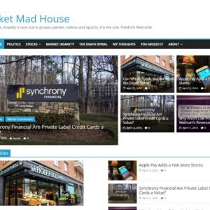 Market Mad House Web
