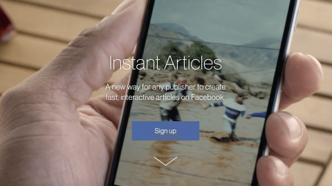 How to Get Started on Facebook Instant Articles