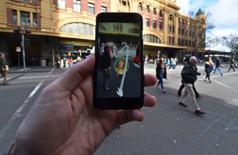 The Runaway Success of Pokémon Go made possible by Cloud Computing
