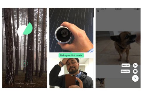 Google Photos App gets 'Motion Stills' Stabilization Feature