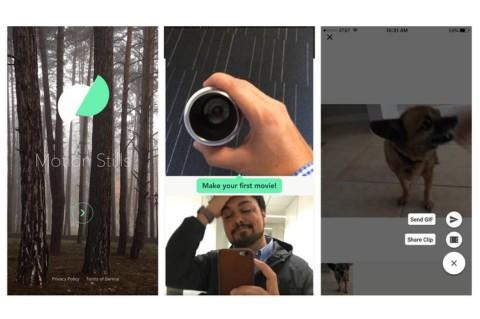 Google Photos App gets 'Motion Stills' Stabilization Feature