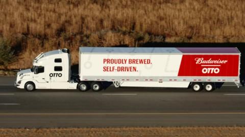 The Self-Driving Truck Revolution has begun