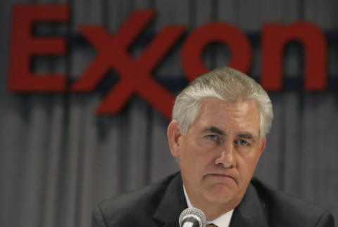 Rex Tillerson's Secretary of State Nomination Pushes Ethical Boundaries