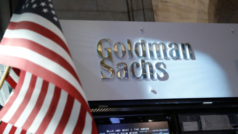 Goldman Sachs is on a Roll