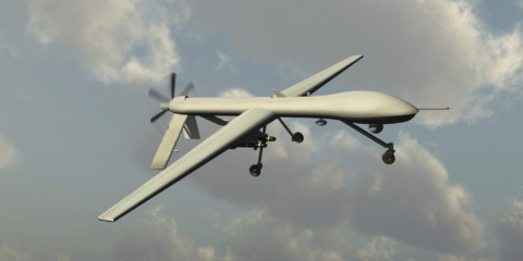 The Age of Drone Warfare has begun