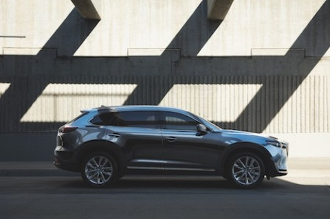 Mazda CX-9: Good Value For Style & Substance