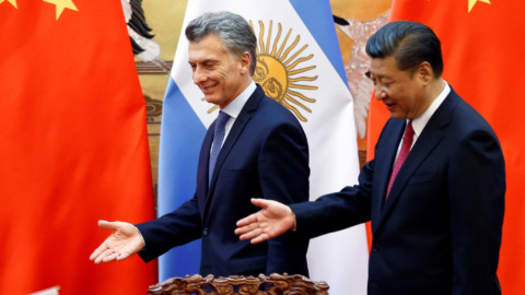 Why China is in Argentina