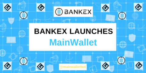 Bankex Launches MainWallet For Telegram With 5,000 Users