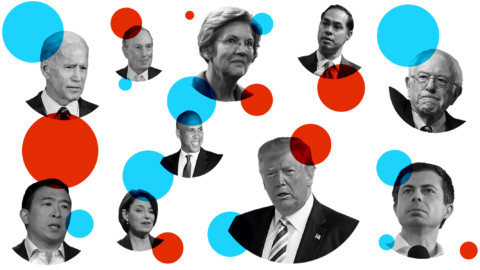Three Democrats who could Beat Trump